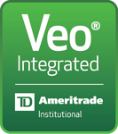 TD Veo Integrated Vertical Logo